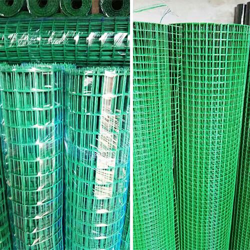 PVC welded wire mesh3