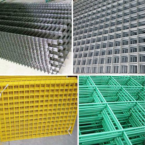 welded wire mesh panel3